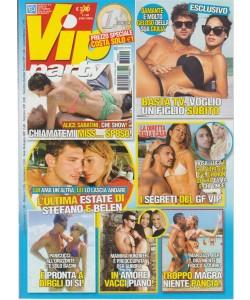 Vip Party - mensile n. 9 settembre 2017 - Damante geloso di Giulia