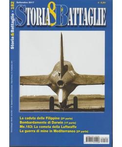 """Storia e Battaglie-mensile n.182 Settembre2017""""La caduta delle Filippine 2° parte"""""""