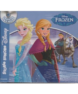 Storie sonore Disney: libro + CD - vol. 3 FROZEN