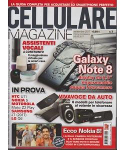 Cellulare Magazine - mensile n.7 Settembre 2017 - Assistenti vocali a confronto