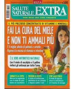 Salute Naturale Extra - mensile n.100 - settembre 2017 - fai la cura del miele