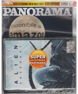 Panorama - settimanale n. 39(2677) 14 novembre 2017 + DVD Alien Covenant
