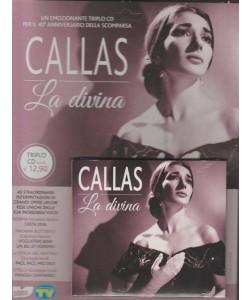 """Triplo CD - Callas """"La Divina"""" by Sorrisi e canzoni TV"""