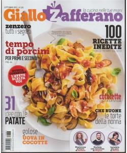 Giallo Zafferano - mensile n. 7 Ottobre 2017 La cucina nelle tue mani