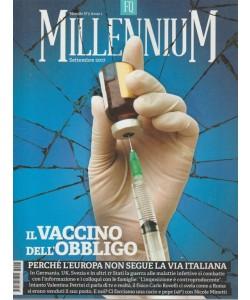 Fq Millennium - mensile n. 5 Settembre 2017 Il vaccino dell'obbligo