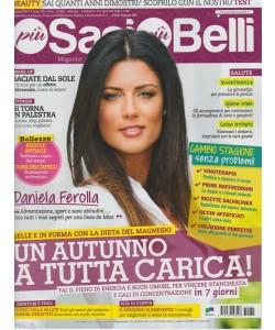 Più Sani Più Belli - mensile n. 82 Ottobre 2017 Daniela Ferolla: linea da miss