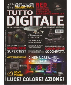 Tutto Digitale - bimestrale n. 115 settembre 2017 - Cinema, casa, Videogames