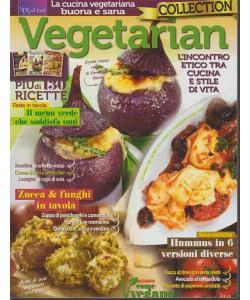 Vegetarian collection -bim.n.3 -Oferta 3 numeri (7-8-9) della rivista Vegetarian