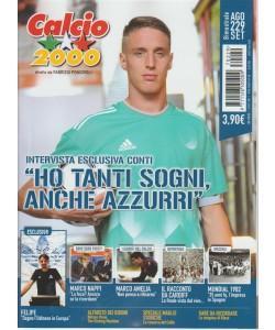 Calcio 2000 - bimestrale n. 229 Agosto 2017 Intervista Andrea Conti