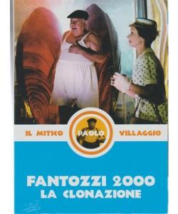 10°Dvd Il mitico Paolo Vollaggio-Fantozzi 2000:la Clonazione-di Domenico Saverni