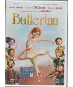 DVD-Ballerina con le voci di Sabrina Ferlli- Eleonora Abbagnato- Federico Russo