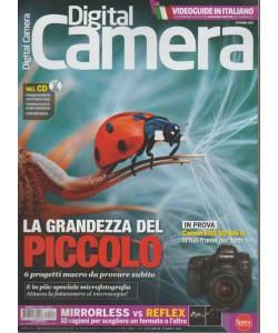 Digital Camera Magazine - mensile n. 182 Ottobre 2017 - La grandezza del piccolo