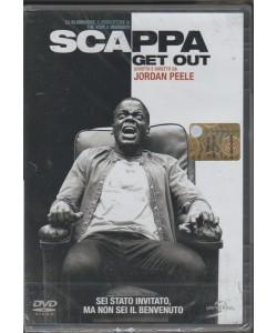 DVD  - SCAPPA Get Out - scritto e diretto da Jordan Peele