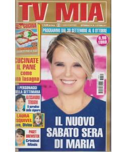 Tv Mia - settimanale pocket n.39 - 3 Ottobre 2017 - Laura Esquivel: Love, Divina