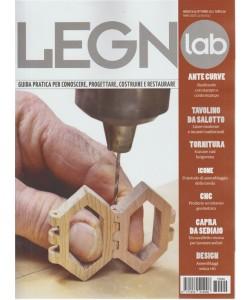 Legno Lab - mensile n. 99 - Settembre 2017 - CNC produrre un intarsio geometrico