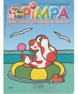 Pimpa - mensile n. 359 Luglio 2017
