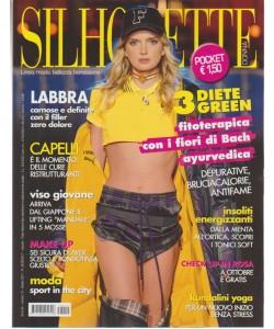 Silhouette Donna Pocket - mensile n. 10 Ottobre 2017 - 3 diete green