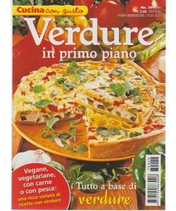 Cucina con Gusto - bimestrale poket n. 29 Luglio 2017 Verdure in Primo Piano