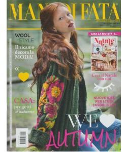Mani di Fata - mensile n. 10 Ottobre 2017 + gira la rivista e... Natale