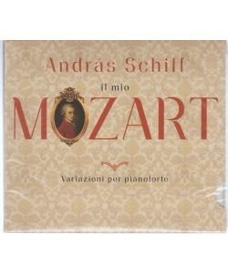 6° CD Andras Schiff - il mio Mozart - Variazioni per pianoforte
