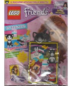 Lego Friends n.11 Agosto 2017 Il magazine ufficiale della serie TV