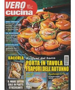 Vero Cucina - mensile n.10 Ottobre2017 - Baccalà il mare sotto sale, stuzzicante