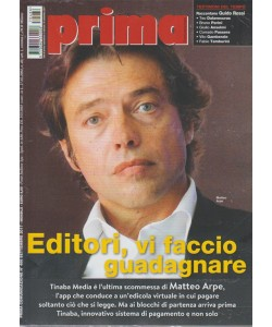 Prima Comunicazione - mensile n.486 Ottobre 2017 in Allegato Palinsesto Tv2000