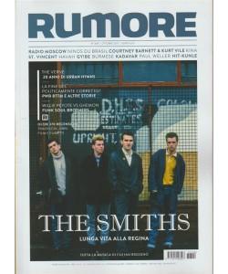 Rumore - mensile n. 309 Ottobre 2017 - The Smiths... lunga vita alla Regina
