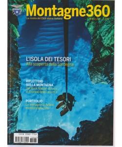 Montagne 360 - mensile n. 61 Ottobre 2017 Alla scoperta della Sardegna