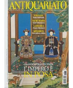 Antiquariato - mensile n. 438 Ottobre 2017 -Vienna Tutto Raffaello