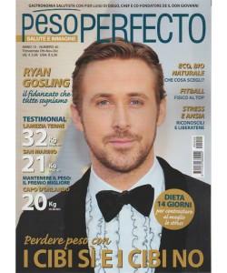 Peso Perfecto - Trimestrale n. 40  ottobre 2017 - Salute e Immagine