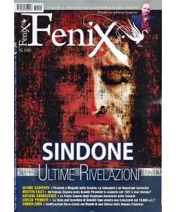 Fenix - mensile n. 105 Luglio 2017 - SINDONE: ultime rivelazioni