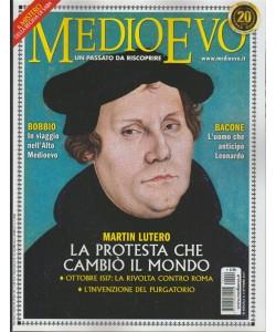 Medioevo - mensile n. 249 Ottobre 2017 - Martin Lutero