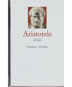 i Grandi Filosofi ed. RBA Italia vol. 4 - Aristotele: Protreptico, Metafisica