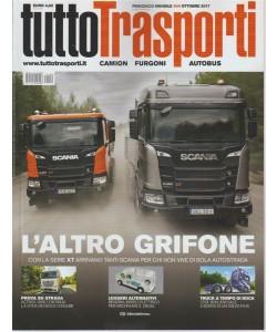 Tuttotrasporti - mensile n. 409 Ottobre 2017 Camion, Furgoni, Autobus