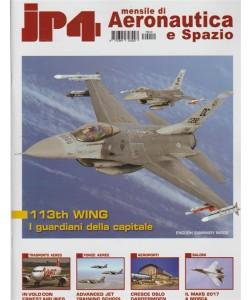 JP4 - Mensile di Aeronautica e Spazio n. 10 Ottobre 2017 english summary inside