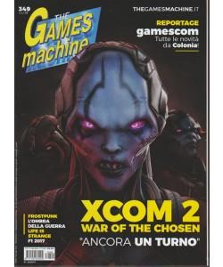 The Games Machine - mensile n. 349 Ottobre 2017 - XCOM 2 war of the chosen
