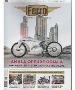 Ferro - mensile n. 27 Ottobre 2017 Moto Speciali-Uomini Speciali