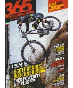 365 Mountain Bike Magazine - mensile n.70 Ottobre2017 - Euro Bike:Anteprime 2018