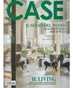 Case & Stili - bimestrale n. 5 Ottobre 2017 - Illuminazione Zona giorno
