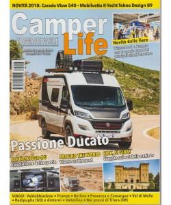 Camperlife viaggiare facile- mensile n.58 Ottobre 2017 Passione Ducato
