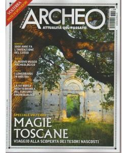 Archeo - mensile n. 392 Ottobre 2017 - Attualità del passato