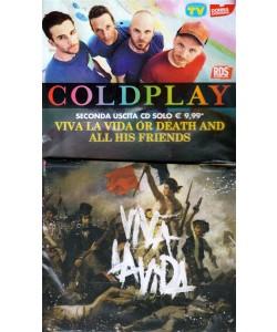 2°CD - Coldplay - Viva la vida or death and all his friends