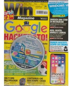 Win Magazine - mensile n. 237 Novembre 2017 - Versione Base