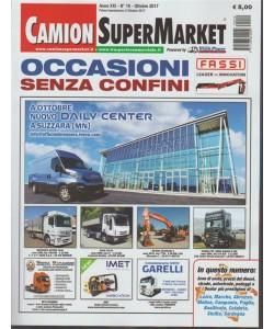 Camion Super Market-mensile n10 Ottobre2017- lato B:Ok Trucks Magazine n.10/2017