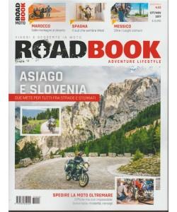 Road Book - Bimestrale n. 2 Ottobre 2017 - Viaggi e Scoperte in Moto