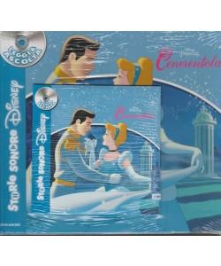Storie sonore Disney: libro + CD - vol. 10 CENERENTOLA