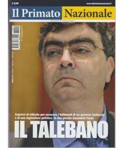 """Il Primato Nazionale - mensile anno 1 n. 1 Ottobre 2017 """"Il Talebano"""""""