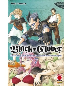 Manga: Black Clover   7 - Purple   20 - Planet Manga
