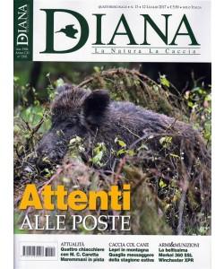 Cacciare a Palla - mensile n. 8 Agosto 2017 - Situazione del Lupo in Italia